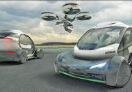Setting up of Rules for flying cars in Japan - 2018 News