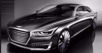 Genesis G90 most beautiful and satisfying vehicle of the year 2018