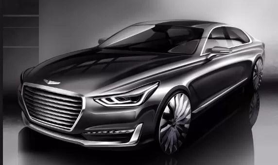 Hyundai Genesis Won The Award For Most Satisfying Car Of The Year