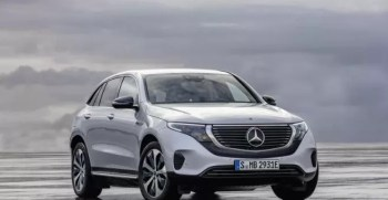 All Electric SUV by Mercedes for 2019