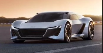 Audi PB18-etron truly Performance oriented Electric vehicle
