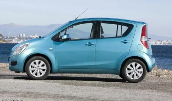 Suzuki Splash Price and Specification full