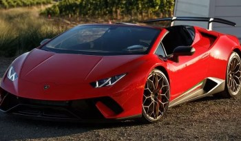 Lamborghini Huracan RWD Coupe 2018 Price,Specifications full