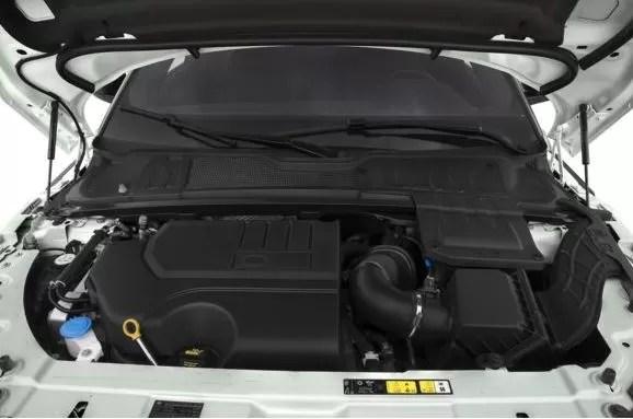 Land Rover Range Rover Evoque 2018 Engine Image