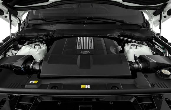 Land Rover Range Rover Sport 2018 Engine Image