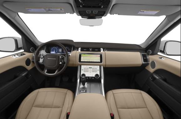 Land Rover Range Rover Sport 2018 Steering And Transmission