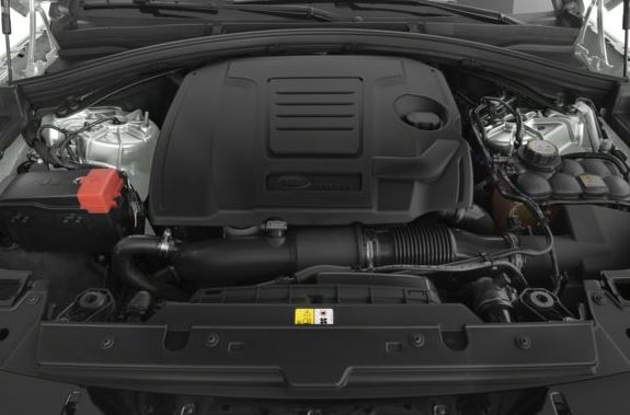 Land Rover Range Rover Velar 2018 Engine Image