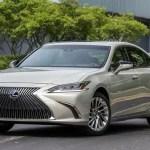 Lexus ES 2019 Front image