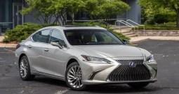 Lexus ES 300h Ultra Luxury FWD 2018 Price,Specifications