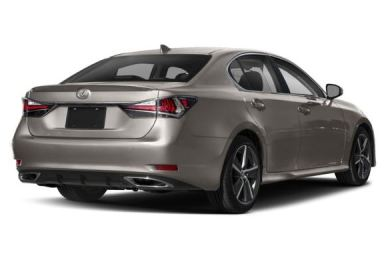 Lexus GS 2018 title image