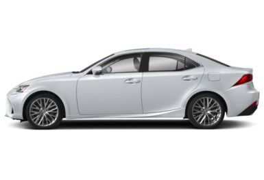 Lexus IS 2018 Side Image