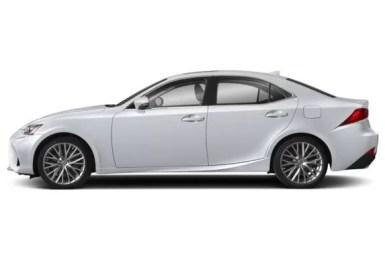 Lexus IS 2018 Side Image
