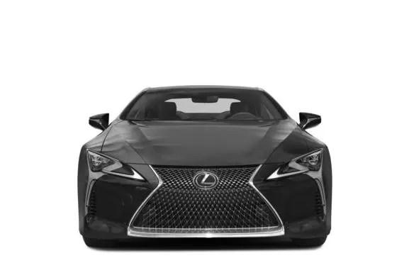 Lexus LC 2018 Front Image