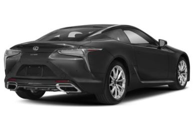 Lexus LC 2018 Title Image