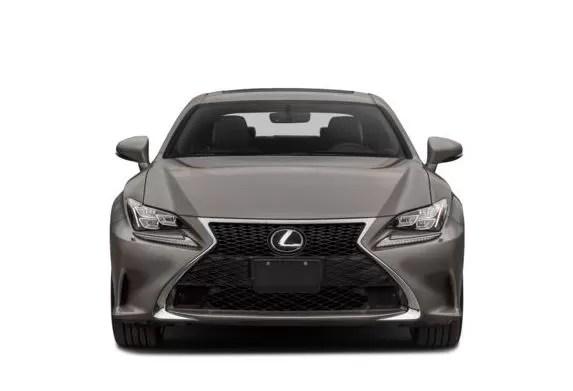 Lexus RC 2018 Front Image