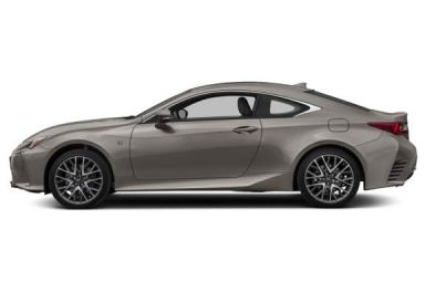 Lexus RC 2018 Side Image
