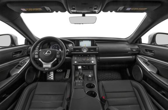 Lexus RC 2018 Steering And Transmission