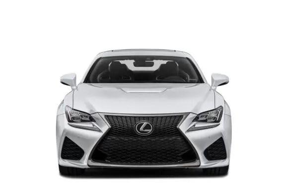Lexus RC F Front Image