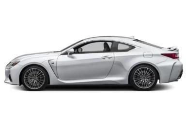 Lexus RC F Side Image