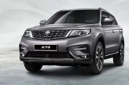 Proton X70 SUV is the most awaited vehicle of the company