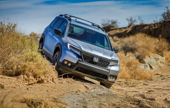 2019 Honda Passport is a five seated vehicle with roomy interior