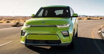 KIA Soul EV the Future uber partner