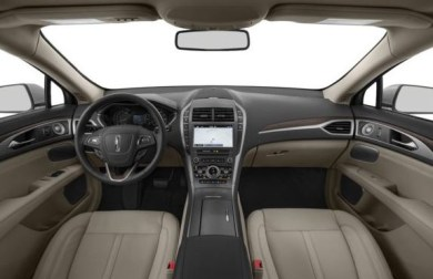 Lincoln MKZ 2018 Steering And Transmission
