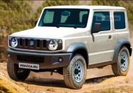Suzuki Jimmy modifications like Defender & Mercedes G-Class
