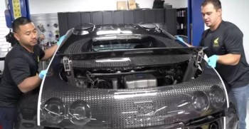Buggati Veyron oil change cost's around 21,000$