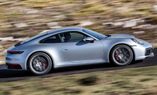 Porsche carerra available in 2020