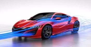Aerodynamics effects on Vehicle Performance
