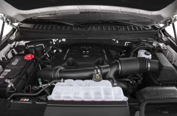 Lincoln Navigator 2018 engine image