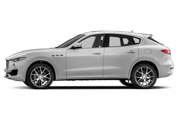 Maserati Levante 2018 Side Image