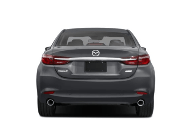 Mazda 6 2018 Back Image