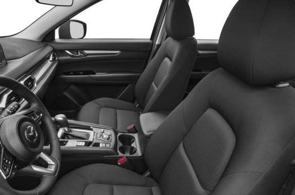 Mazda CX-5 2018 Front Seats