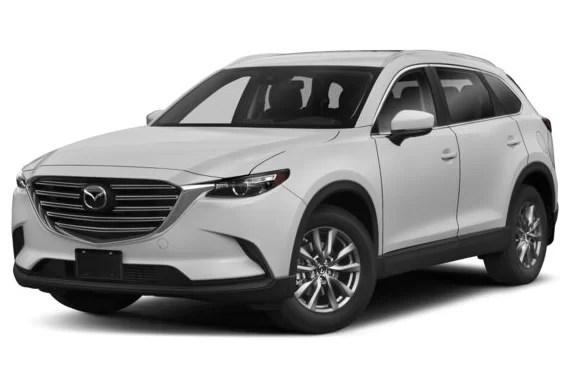 Mazda CX-9 2018 Feature Image