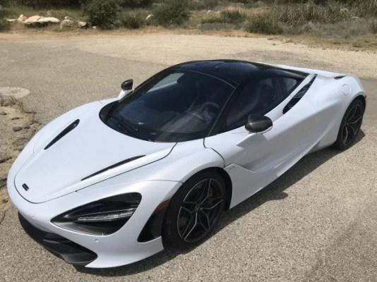 McLaren 720S 2018 Title Image