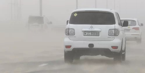 impact of weather conditions on vehicles
