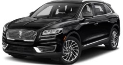 Lincoln Nautilus AWD Black Label 2019 Price,Specifications
