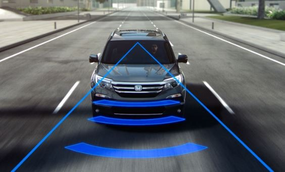Automatic Braking as Standard feature in cars by Next year