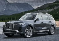 BMW X7 the Ultimate luxury Big SUV