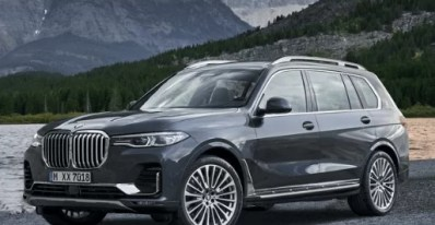 BMW X7 the Ultimate luxury Big SUV