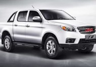 JAC T6 pickup truck is coming to Pakistan