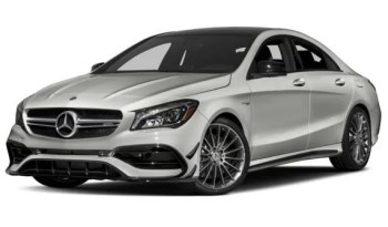 Mercedes AMG CLA45 2018 Feature Image