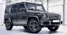 Mercedes-Benz AMG G63 4Matic 2018 Price,Specifications