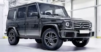 Mercedes AMG G63 2018 Feature Image