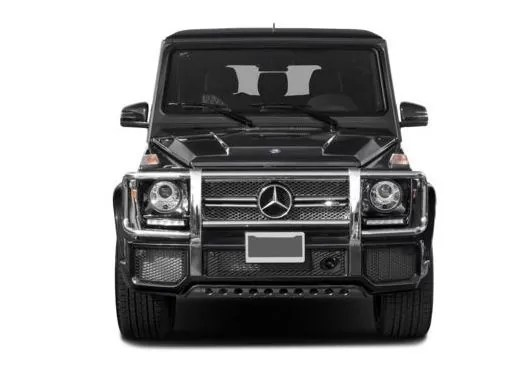 Mercedes AMG G63 2018 Front Image