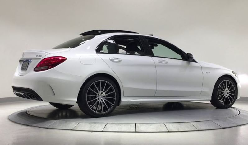 Mercedes Benz AMG C43 2019 price,specifications, overview