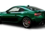Special Edition Green Toyota 86