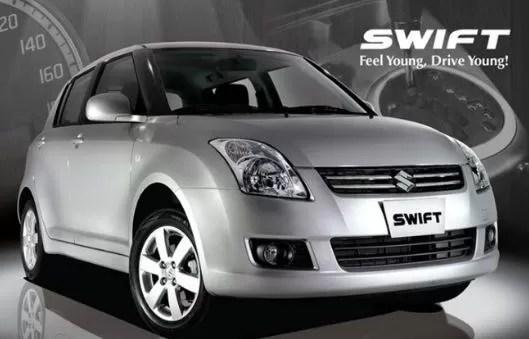 Suzuki Swift in Pakistan